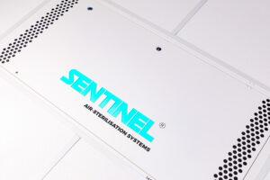 Sentinel Ceiling Air Purifier Unit light colour